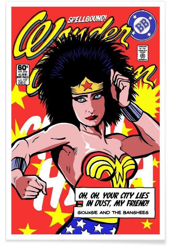 Wonder Banshee affiche