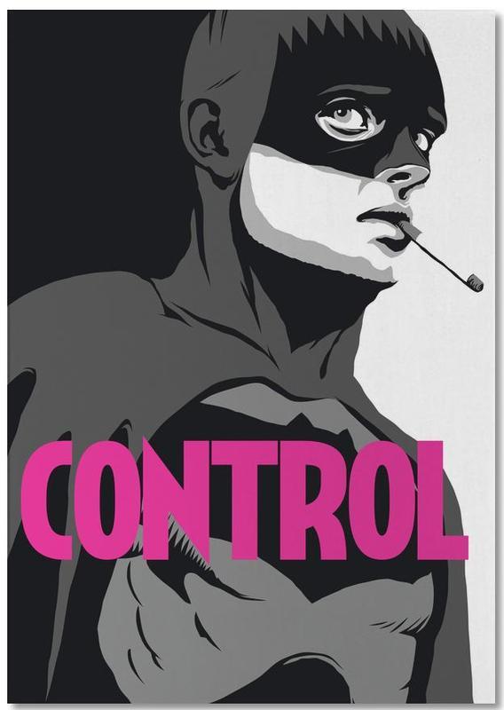 Bat-Control Notepad