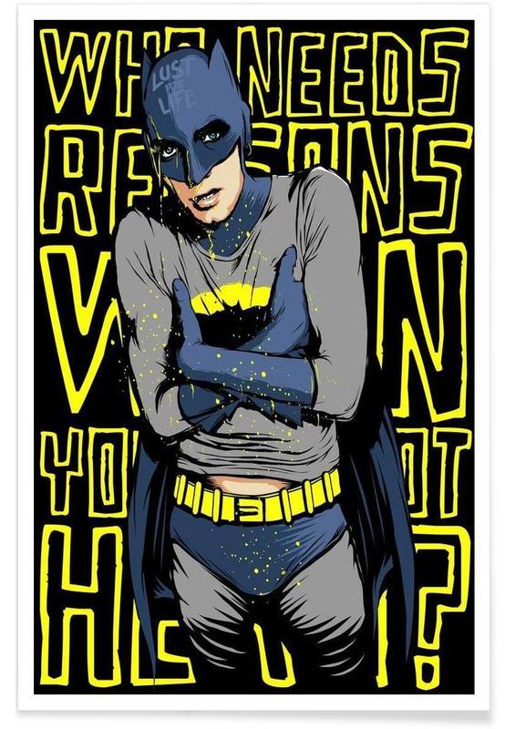 , Batspotting affiche