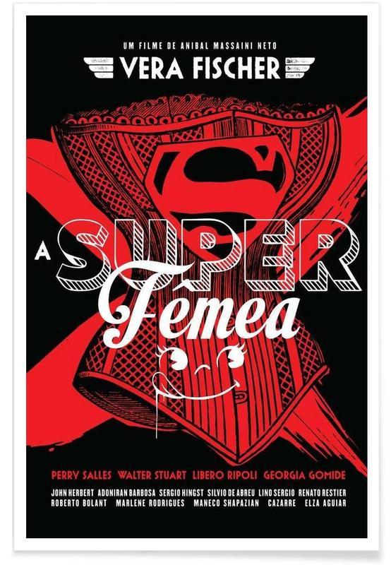 Films, A Super Femea poster