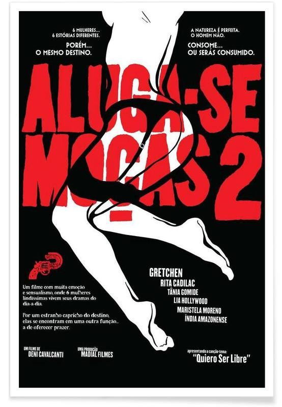 Filme, Aluga-se Mocas 2 -Poster