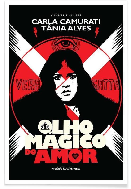 Films, Olho Magico do Amor poster