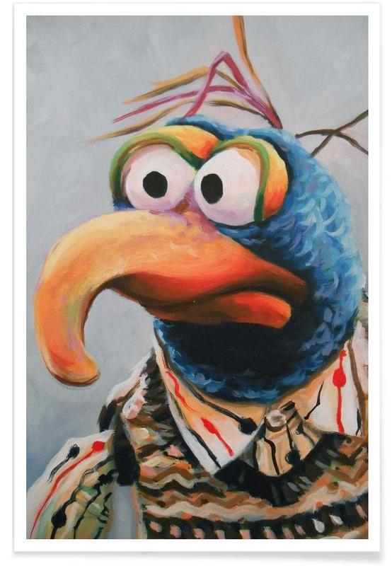 Gonzo -Poster