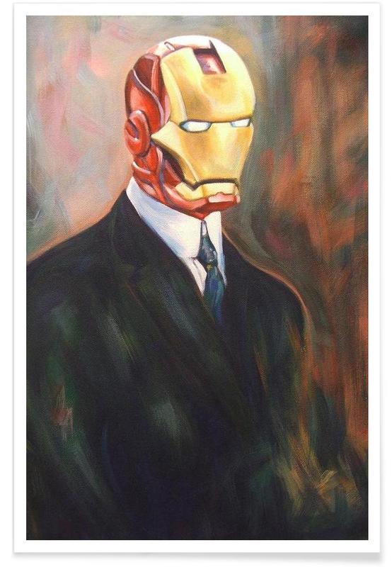 Iron Monsieur affiche