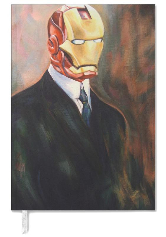 Iron Monsieur Personal Planner