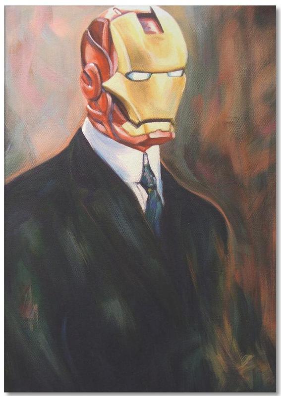 Iron Monsieur Notepad