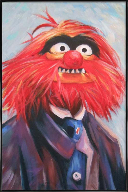 Portrait Of An Animal ingelijste poster