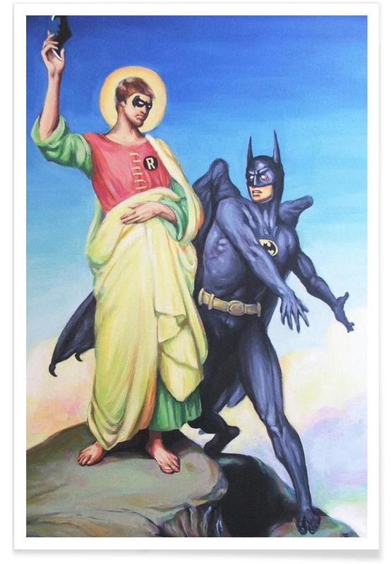 Temptation Of Robin -Poster