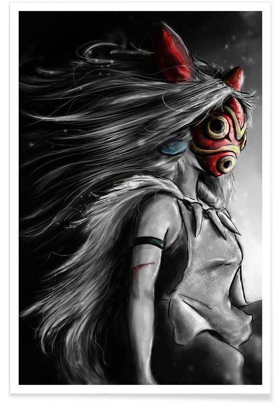 San's Fury -Poster