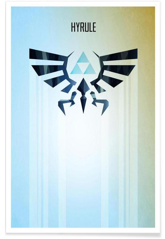 Hyrule Rising -Poster