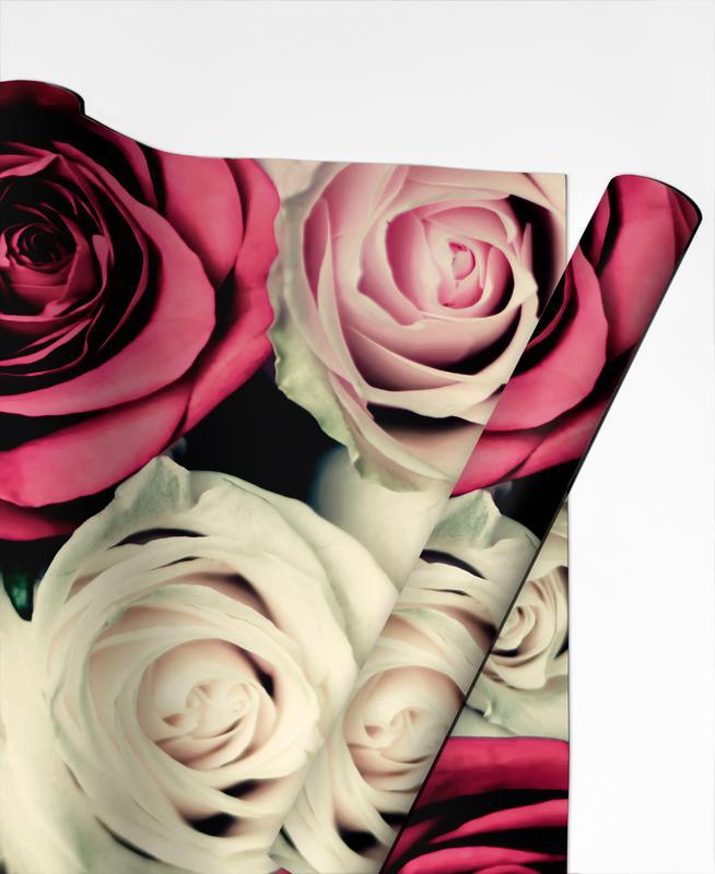 Roses, Anniversaires de mariage et amour, Mariages, Amor papier cadeau