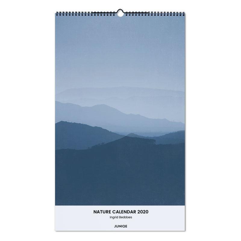 Nature Calendar 2020 - Ingrid Beddoes -Wandkalender