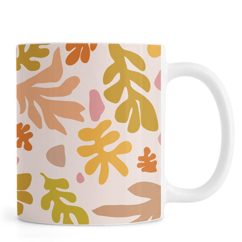 Feuilles & Plantes, Her Garden mug