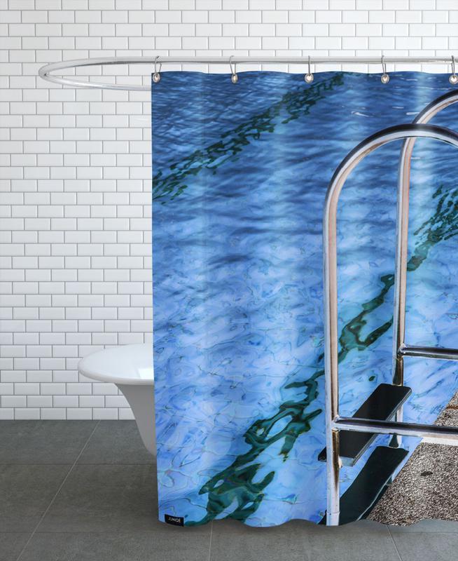 Aqua -Duschvorhang