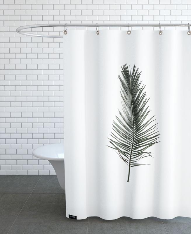 Leaf Study 3 Shower Curtain