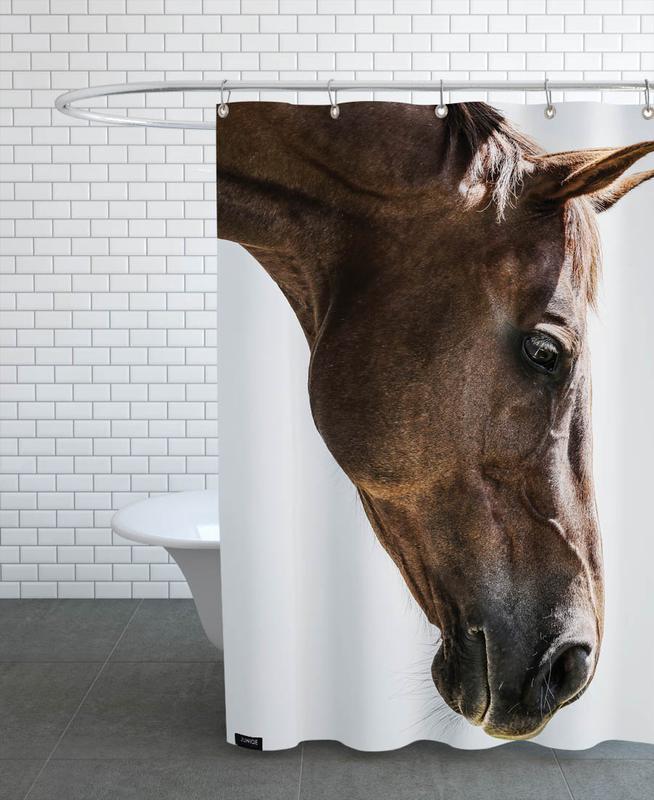 Pferde, Russian -Duschvorhang