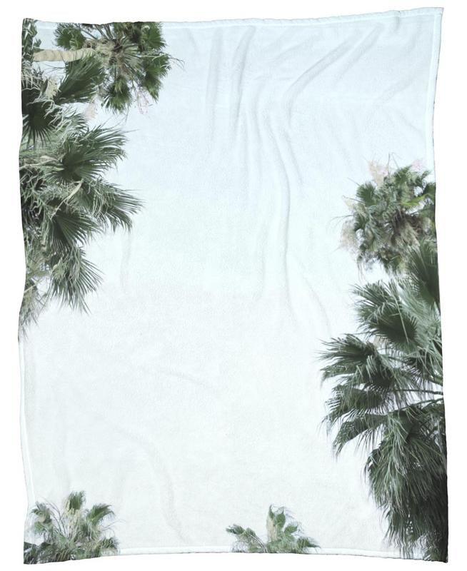 Palm Springs -Fleecedecke