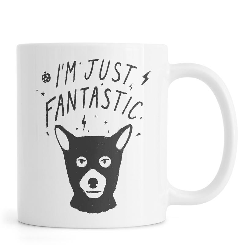 I'm Just Fantastic Mug