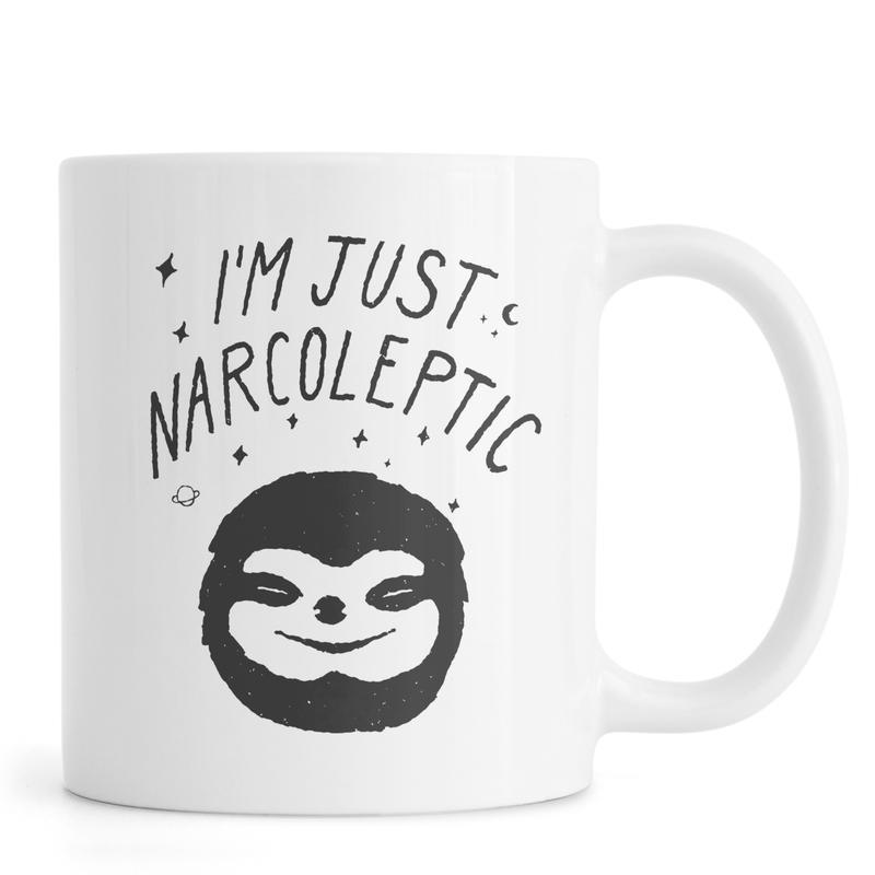 I'm Just Narcoleptic Mug