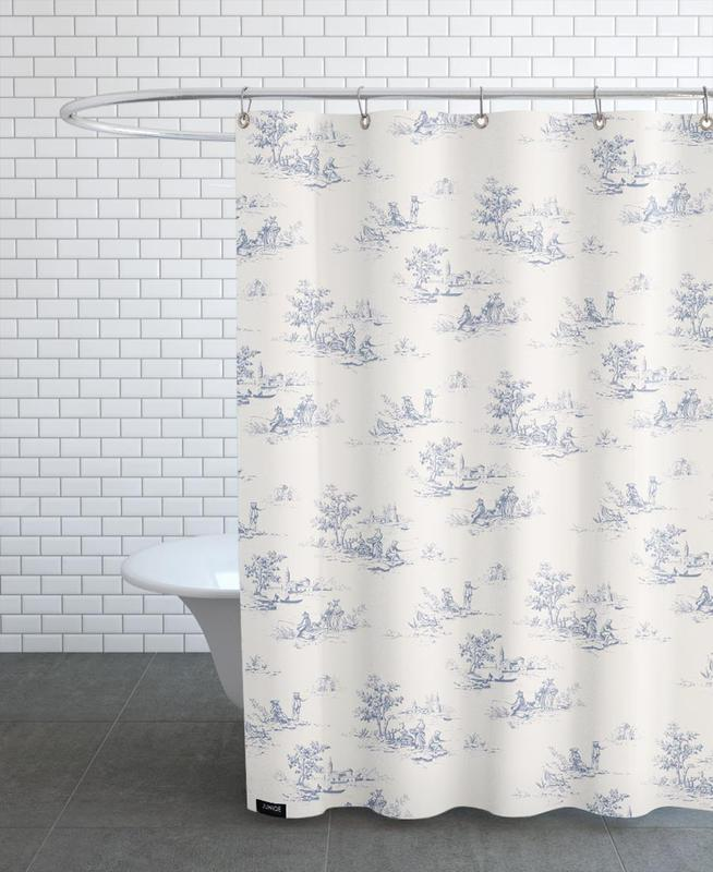 Animal Jouy Shower Curtain