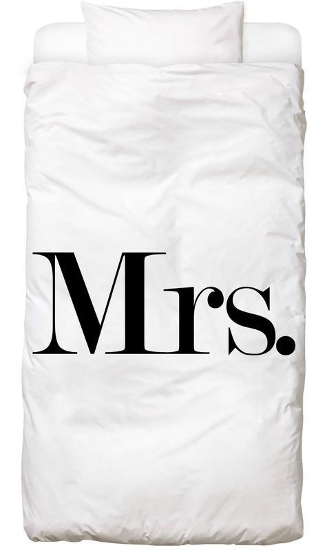 Mrs. Linge de lit