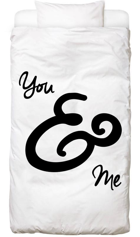 You & Me Bed Linen