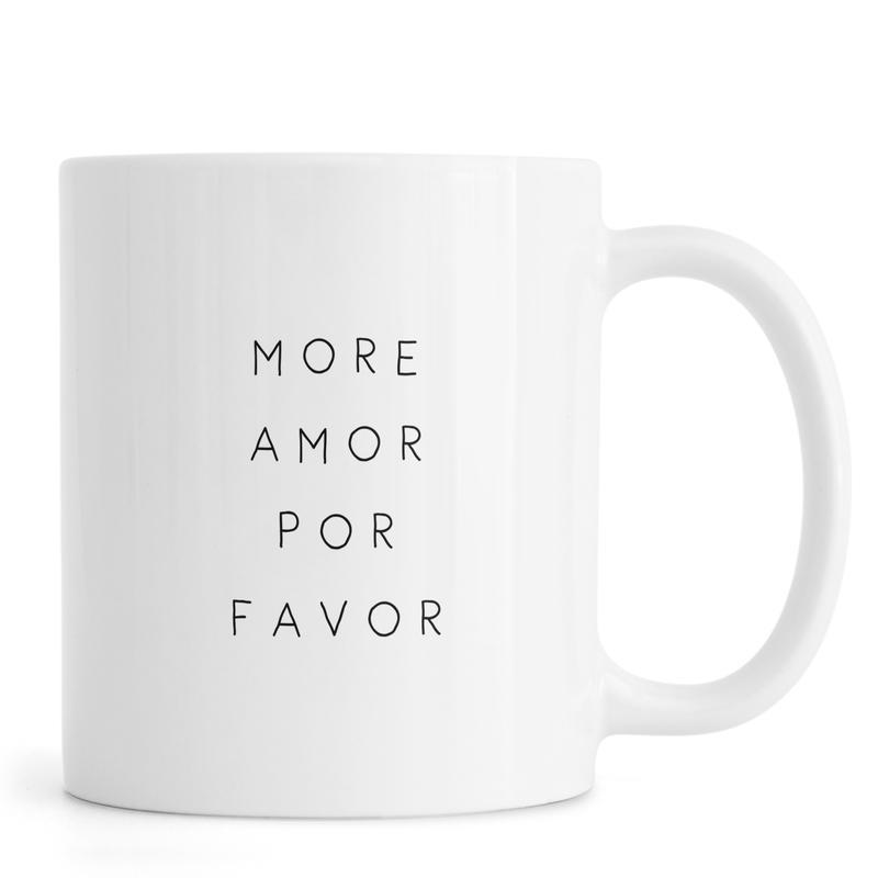 More Amor mug