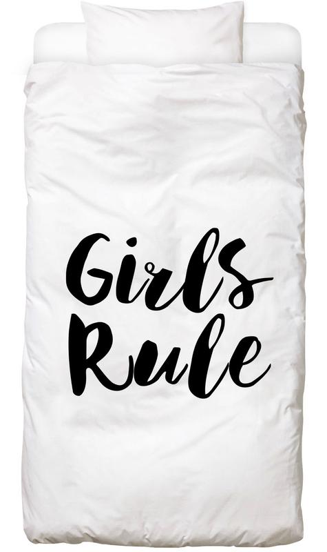 Girls Rule Bed Linen