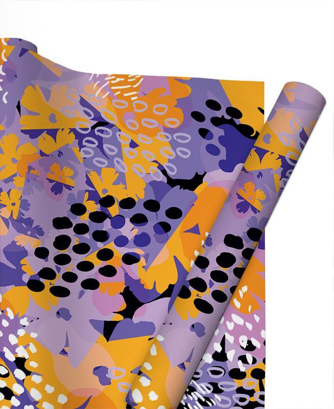 Honeycomb papier cadeau