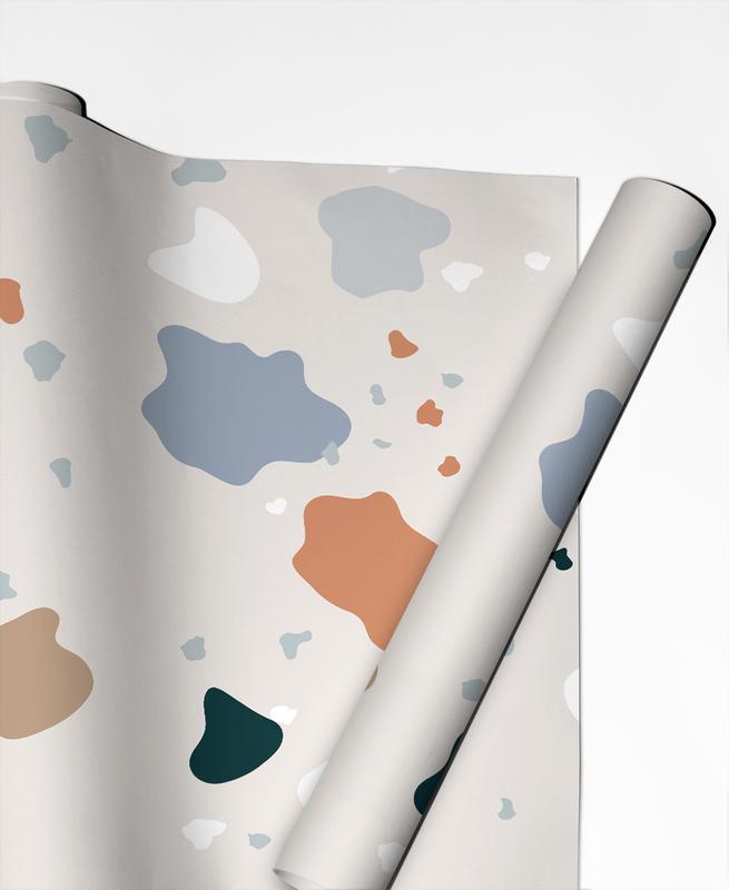 Pistachio Gift Wrap
