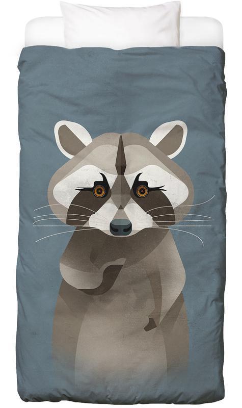 Racoon Bed Linen