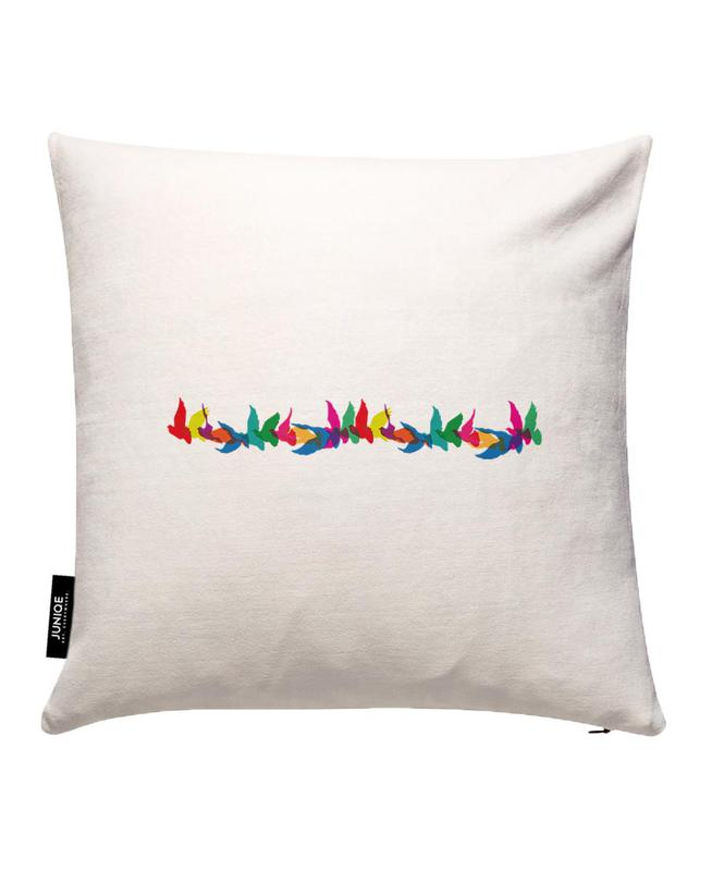 Flight Of Fancy Cushion Cover