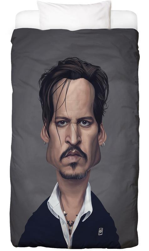 Johnny Depp Bed Linen