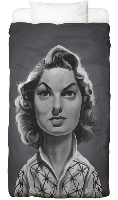 Ingrid Bergman Bed Linen