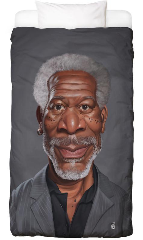 Morgan Freeman Bed Linen