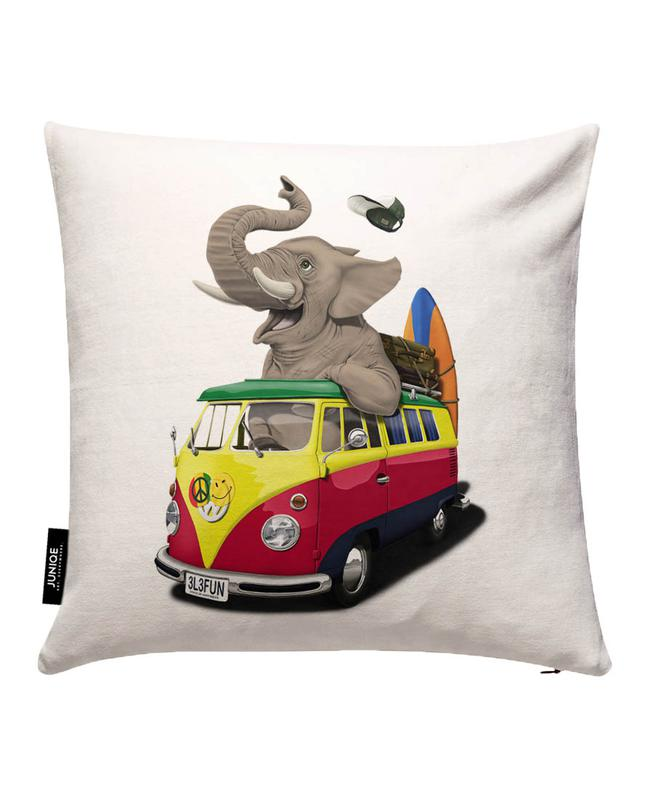 Pack the trunk Cushion Cover