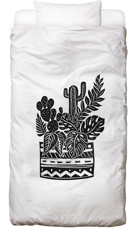 Botanical Pot Bed Linen