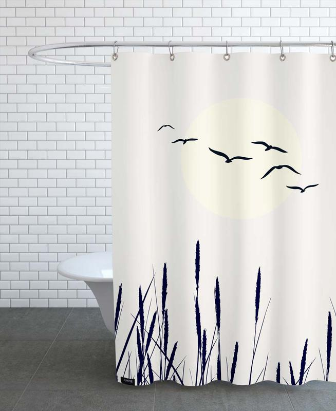 , Fields of Gold Shower Curtain
