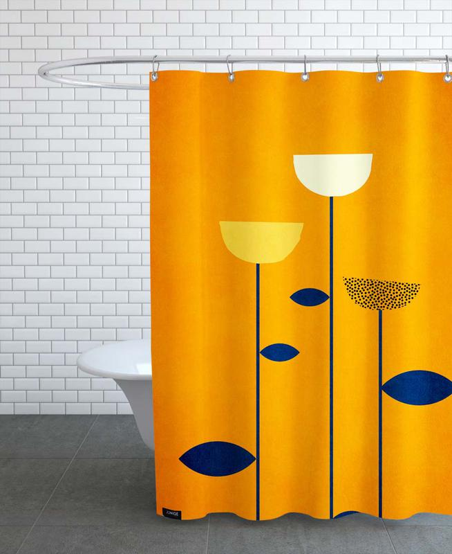 , We Are Family Shower Curtain