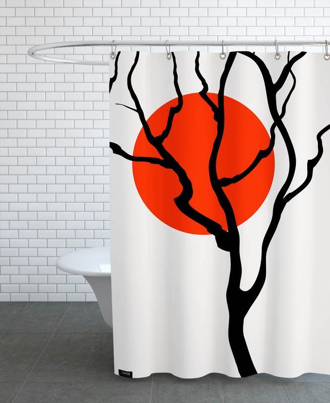 , Mystic River Shower Curtain