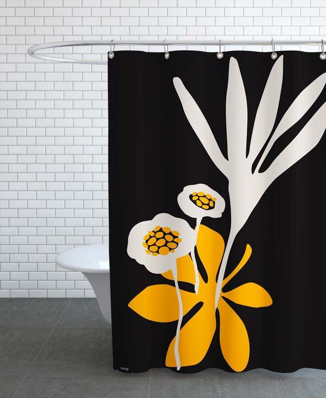 , Blossom Beauty No.2 Shower Curtain