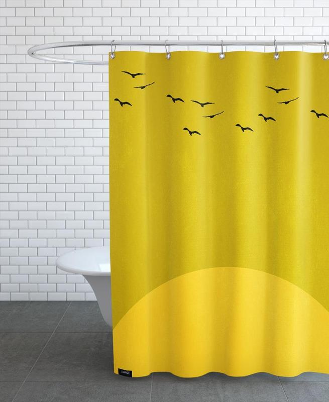 , Sonnentanz Shower Curtain
