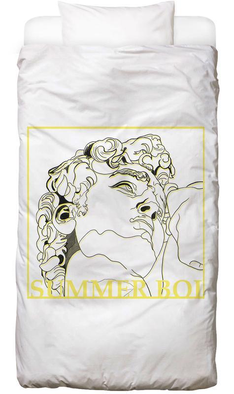 , Summer Boi Bed Linen