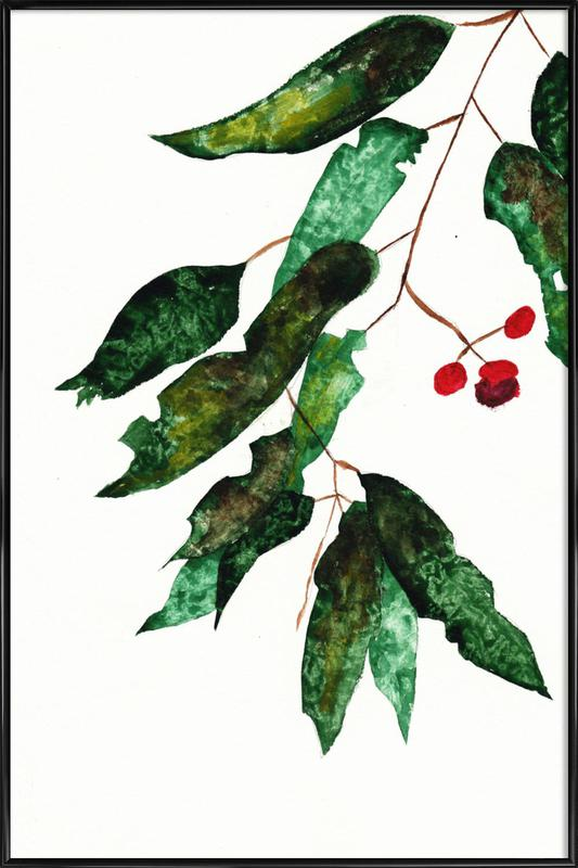 Autumn Berry 1 Framed Poster