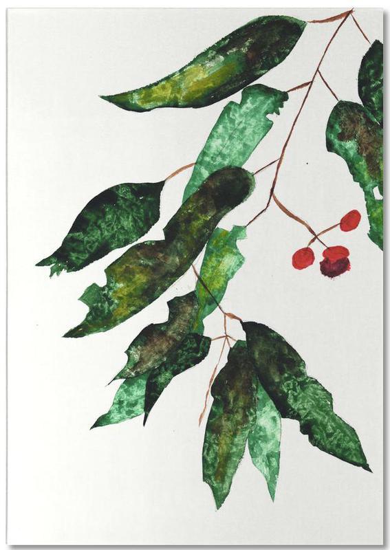 Autumn Berry 1 Notepad