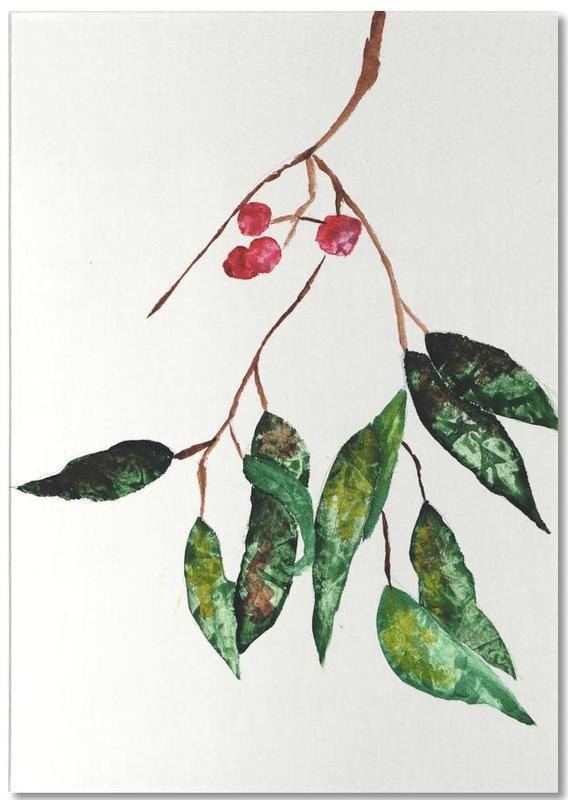 Autumn Berry 2 Notepad