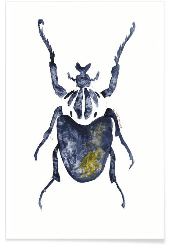Biller, The Old Beetle Plakat