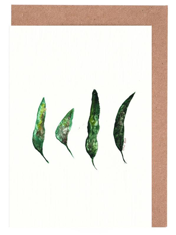 All My Leaves Greeting Card Set