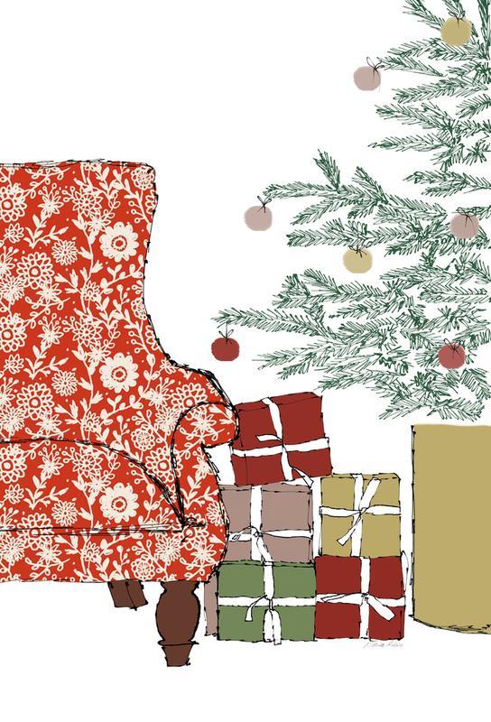 Happy Christmas Time Acrylic Print