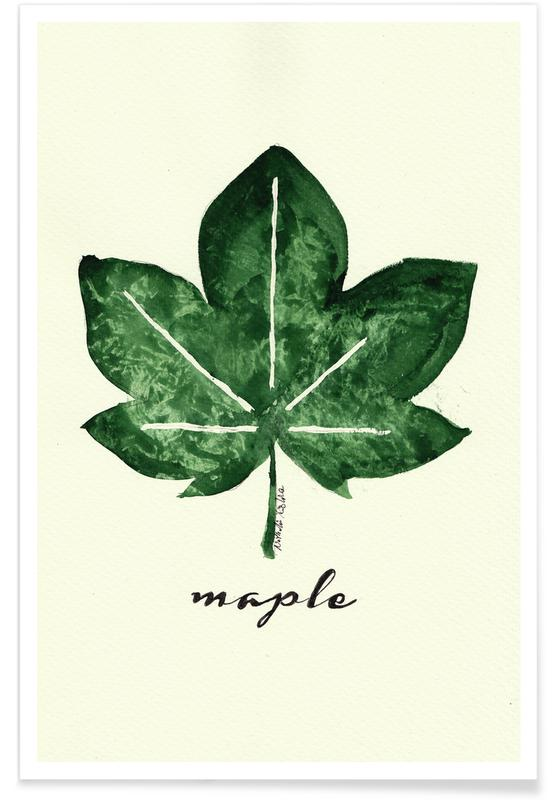 Maple -Poster